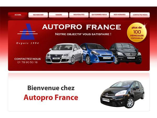 Autopro - Région Parisienne