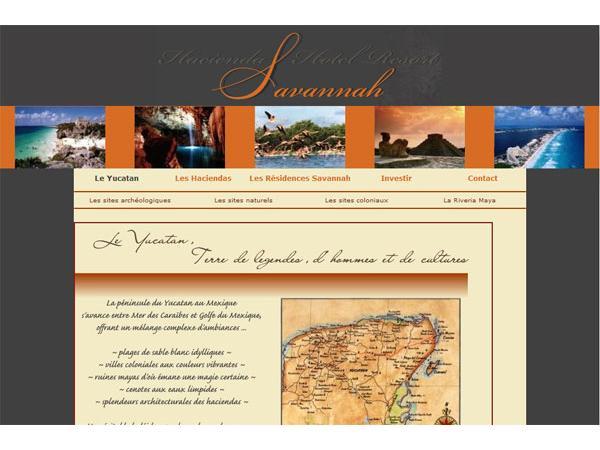 Hacienda hotel Resort - Investissement au Mexique