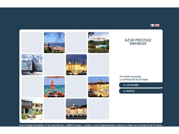 Azur Prestige Immobilier - Saint Tropez