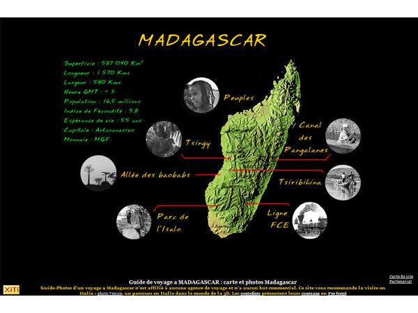 Guide photos de voyage à Madagascar