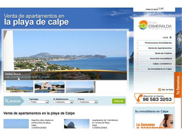 Grupo Esmeralda - Immobilier en Costa Blanca