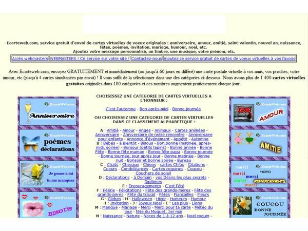 Ecarteweb
