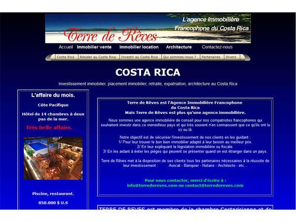 Investissement Immobilier au Costa Rica