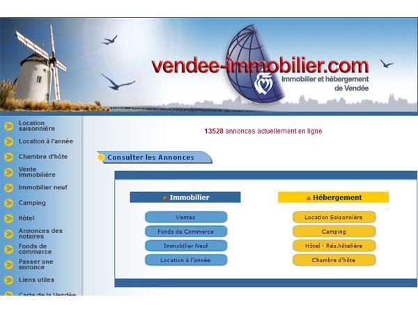 Immobilier en Vendée