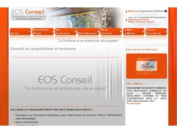 EOS Conseil Immobilier - Lyon