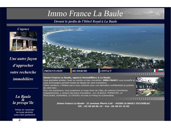 Immo France - La Baule