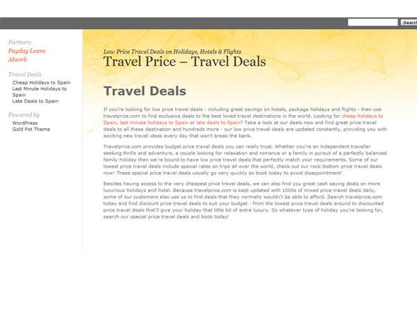 Travelprice