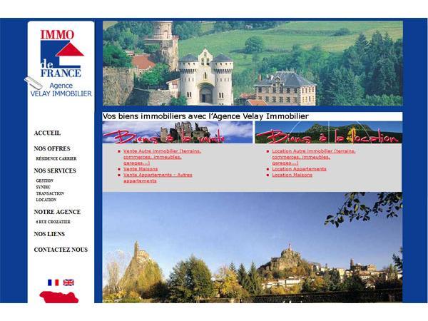 Agence Velay Immo - Immobilier en Haute-Loire