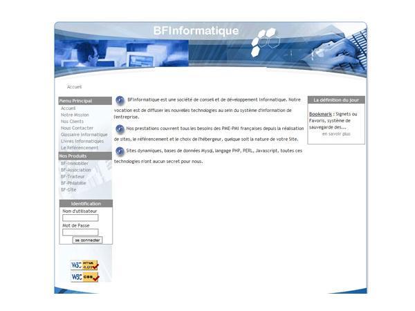 BF Informatique