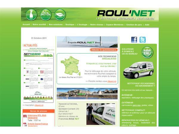 Roulnet