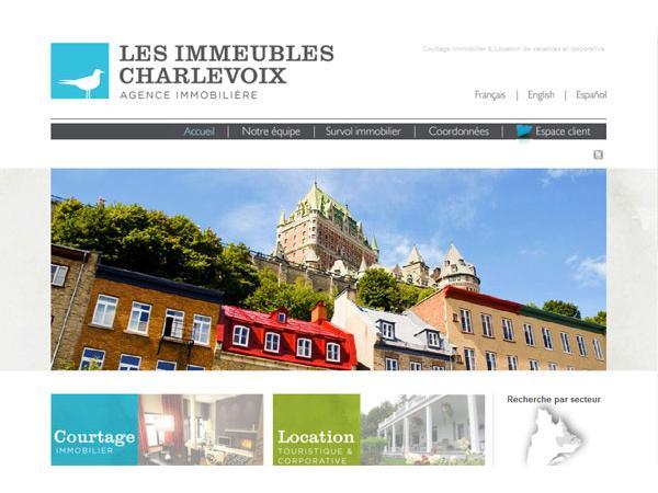 Les Immeubles Charlevoix - Québec