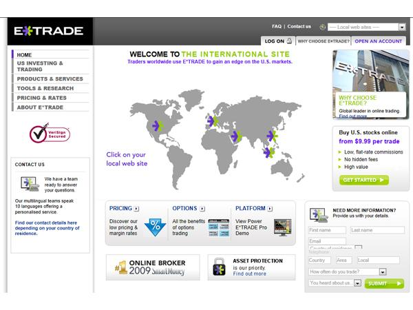 ETrade Financial - Bourse US