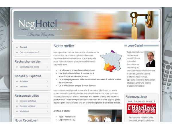 NEGHOTEL SERVICES COMPRIS