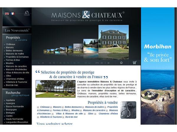 Maisons et Châteaux